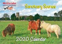 2020 Hillside Calendar