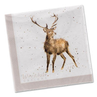 Luxury  Deer Design Napkins