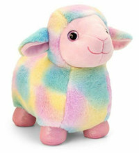 Rainbow Sheep Soft Toy