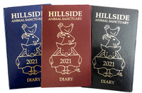 Hillside 2021 Pocket Diary