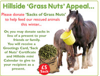 Gift a Sack of Grass Nuts