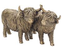 Highland Cows Ornament