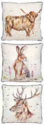 'Wild in the Country' Cushions