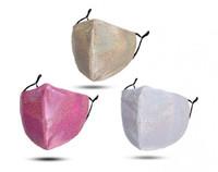 Shimmer Face Masks