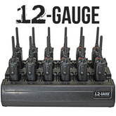12-GAUGE  Multi-Unit Rapid Charger for all popular radios