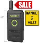 POCKET UHF 2-Way Radio