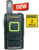 Pocket PLUS - Compact 2-Way Radio