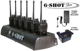6-SHOT-SLIM  Multi-Unit Battery Charger for all popular radios