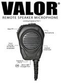 Valor® Speaker / Microphone for KYOCERA