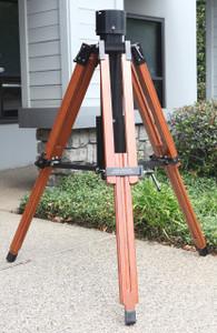 Stellarvue Solid Cherry Tripod with Pier Column - TSL10