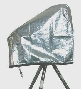 TGR3 Cover for short tube telescopes