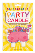 Breast Wishes! Boob Candle