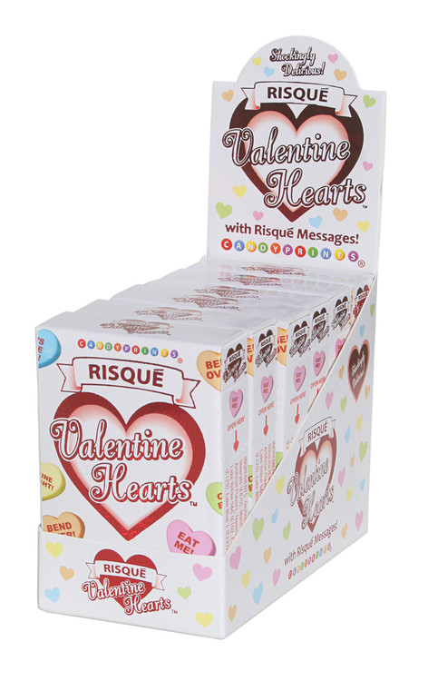 Risqué Valentine Candy 6 pack