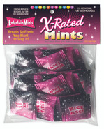 X-Rated Mints, Bag of 25