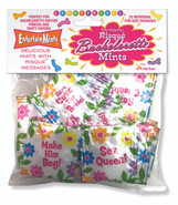 Risqué Bachelorette Mints, Bag of 25