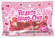 Hearts and Hard-Ons Naughty Confections 3 oz Bag