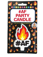 HOT AF Candle