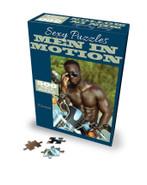 Sexy Guy Puzzles 500 Piece - Damien