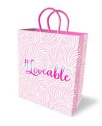 #Loveable, Gift Bag