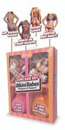 Bikini Babes Cupcake Set