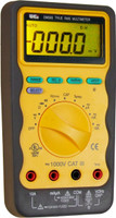 UEi Test Instruments DM393 Auto Ranging CAT-3 TRMS Digital MultiMate, 1000V