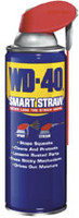 "WD40 ""SMART STRAW"" -- 11 OZ. AEROSOL"