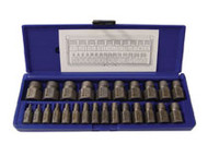 Hanson Multi-Spline Screw Extractor Set - 25 Pc. IRW53227