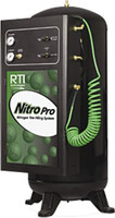 RTI Technologies NTF60PLUS 60 Gallon Stationary Nitrogen Tire Filling Syste
