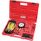 Deluxe Fuel Injection Pressure Tester Kit, 30 Pc. SRRFPT22