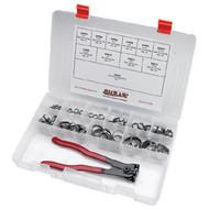 Positive Seal Hose Clamp Kit HC102
