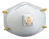 Particulate Respirator 07185, N95 3M-7185