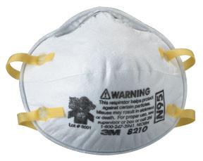 Particulate Respirator 07048, N95