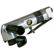 4 in. Air Angle Grinder with Lever Throttle AST3006