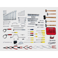 AUTOMOTIVE MASTER SET  136 PC 9907