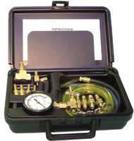 Multi-Port Fuel Injection Pressure Tester for Domestic and Foreign Vehicles