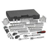 """165 Piece 1/4"""", 3/8"""" and 1/2"""" Drive Mechanic's Tool Set KDT80932"""