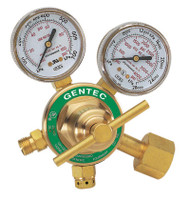 Gentec 331-152X-80 152 Series Regulator 2 in. Diameter Gauges