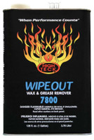 Wipeout Wax & Grease Remover 7800-1