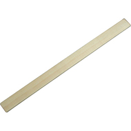 12 inch Bamboo Paint Paddle AP 4586