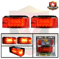 Submersible Trailer LED Light Kit  D.O.T - Over 80 LTY-TLED1