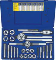 25 Pc. Fractional Tap & Hex Die Master Set IRW97094