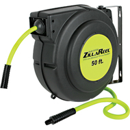 3/8 in. x 50 ft. Enclosed Retractable Plastic Air Reel LEGL8250FZ