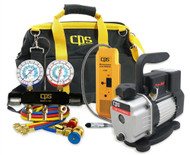 Quality Manifold, Pump and Leak Detector Kit CPSKTBLM1