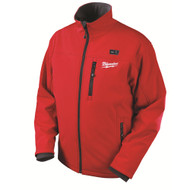 M12 Cordless Red Heated Jacket Kit MLW2341-XL
