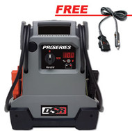 Jump Starter/DC Power Source with FREE On Board Diagnostic Connector (OBD I