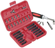 90 pc. Security Set with Ratchet ATD-549
