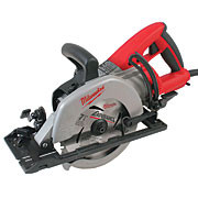 Milwaukee Heavy Duty 7 1/4 Worm Drive Saw 6377-6