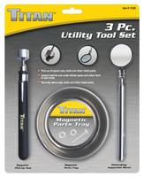 3 pc. Utility Tool Set TTN-11065