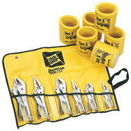 6 pc. Tool Set in Bag with 6 Koozie Cups VSG-641KB
