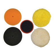 "3"" Mini Buffing Pad Set - 5PC AES76400"